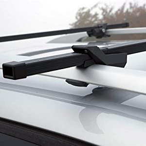 Fits Renault Grand Scenic Roof Bars Roof Rails Summit Pair Of 5 Door 03-08