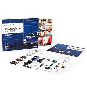 Adventskalender Männer, Weihnachten, Geschenk, Adventskalender Bauen, Modellbau, Porsche 911, Advent