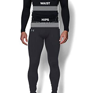 Under Armour Mens Tac Coldgear Infrared Leggings