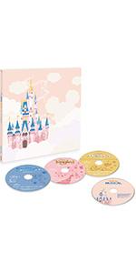 ディズニー ミュージカル・コレクション <ブルーレイ+CD> Vol.2