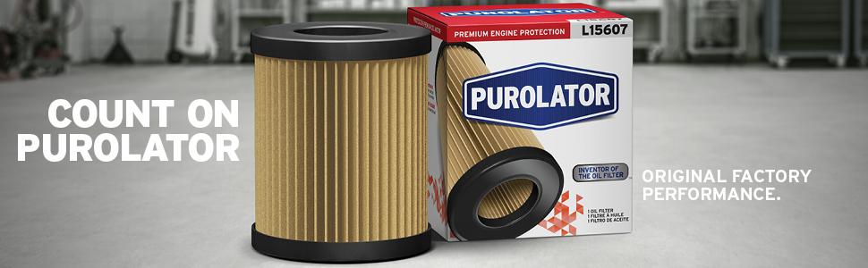 Purolator L25195 Classic Oil Filter Модель - фото 3
