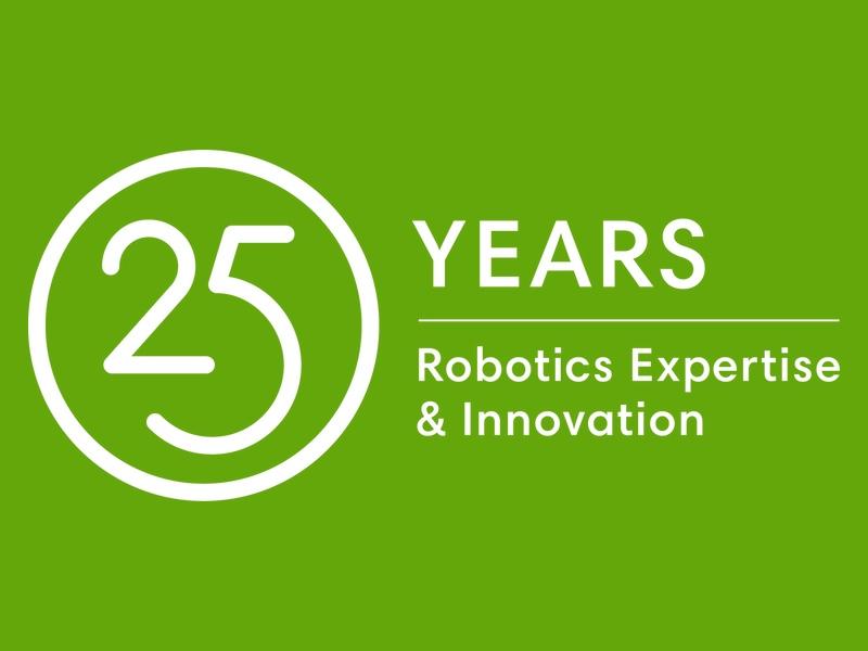 iRobot 25 anni