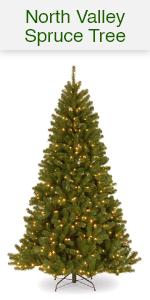 tree, holiday, decorated christmas tree