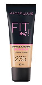 maybelline, fit me, base de maquillaje, piel normal, piel seca, base, maquillaje, maquillaje liquido