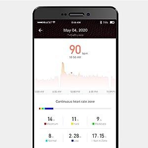 Timex Metropolitan Smartwatch app