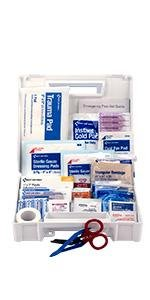 Pac-Kit by First Aid Only 25 Person Bulk First Aid Kit
