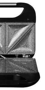 Sandwichera triangulos