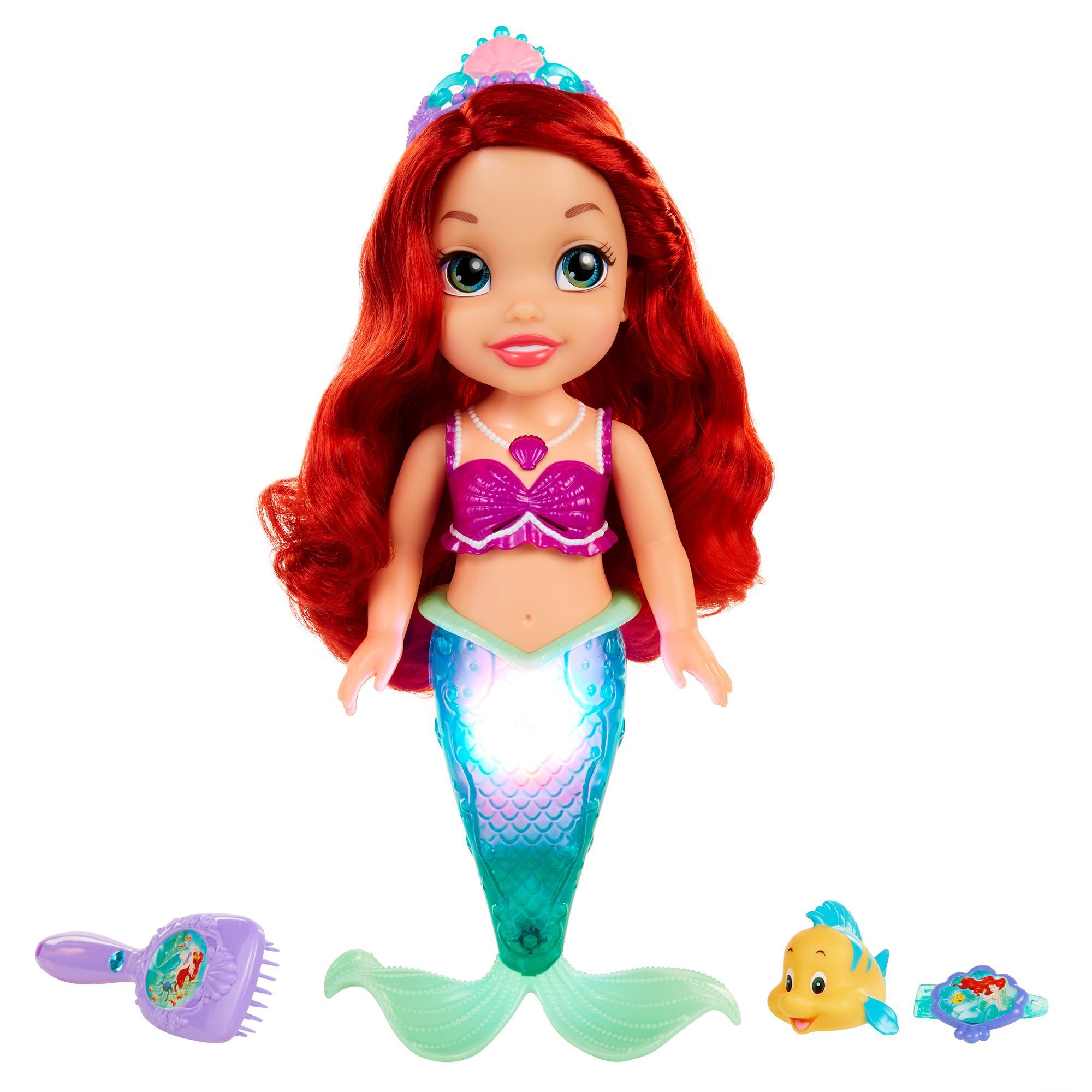 Disney Princess: Amazon.com: Disney Princess Colors Of The Sea Ariel Doll