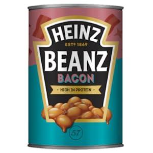 Heinz Bacon Beans