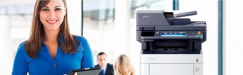 Kyocera Ecosys M6230cidn Impresora Multifuncion Laser Color con ...