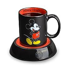 Mickey Mouse Disney Mug Warmer Fun Birthday Breakfast Lunch Dinner