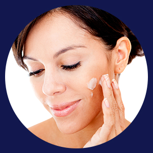 Helps fight lines & wrinkles by increasing the skin's own Q10 level