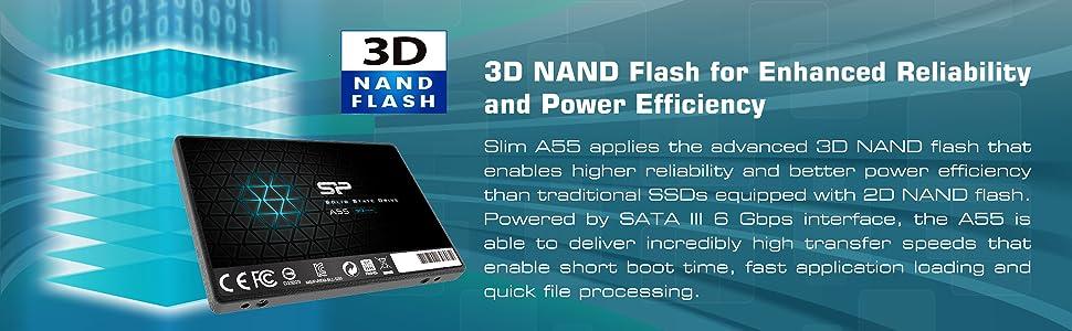 SP - A55 SSD 3D Nand