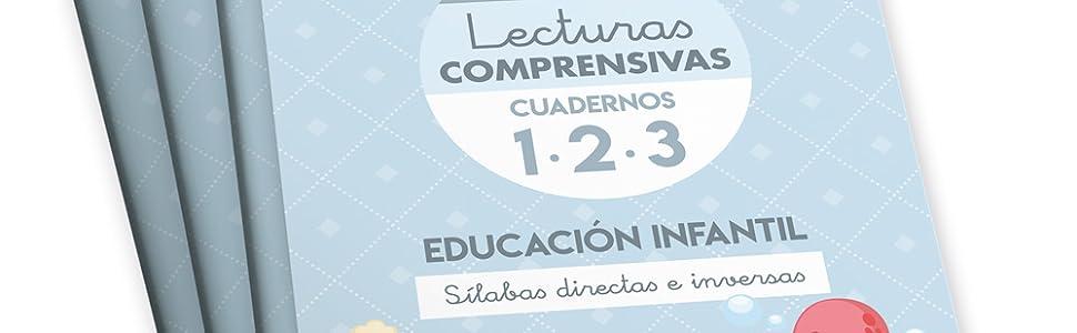 Pack Lecturas Comprensivas/ Educación Infantil/ Editorial Geu/ mejora la Comprensión Lectora/ Recomendado Como Apoyo/ Actividades sencillas Niños de 3 a 6 años: Amazon.es: José Martínez Romero: Libros