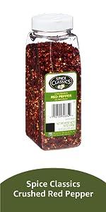 Spice Classics Crushed Pepper