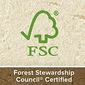 Forest Stewardship Council Certified