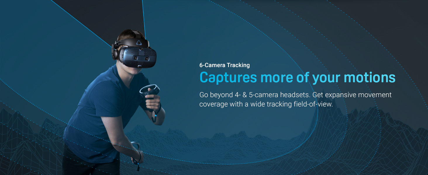tracking, field of view, vr, virtual reality, inside-out tracking, vive, vive cosmos, oculus