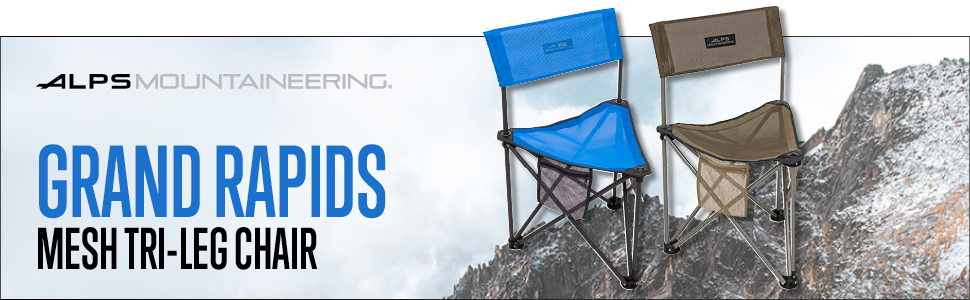 ALPS Mountaineering Grand Rapids Chair//Stool
