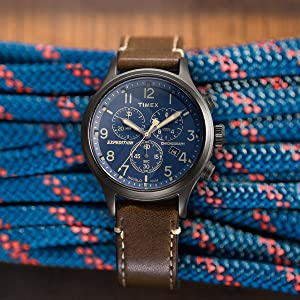 Expedition Scout Chronograph TW4B09000