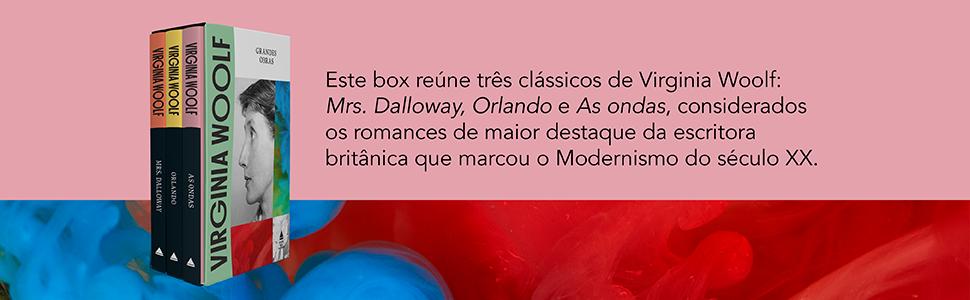 box, clássico, romance, modernismo