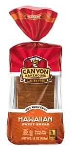 Canyon Bakehouse Hawaiian Sweet