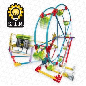 ferris wheel model built