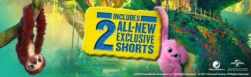 the croods a new age exclusive shorts