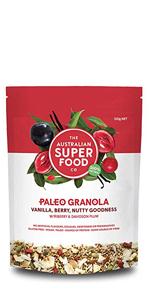 vanilla berry nutty goodness organic non gmo healthy snacks seeds based plant protiens snacks