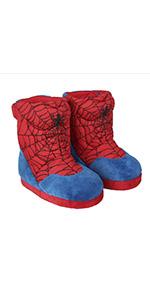 zapatillas;spiderman
