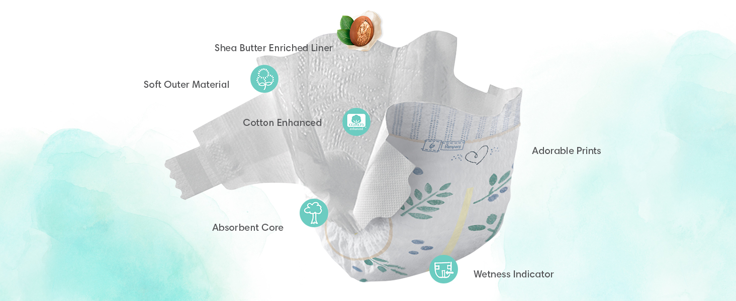 Pampers Pure Protection Product Tour