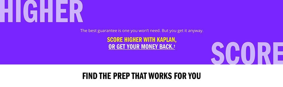 higher score guaranteed