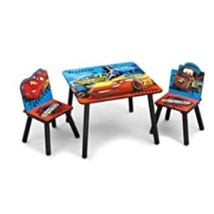 Delta Children Table and Chair Minnies Bow-Tique