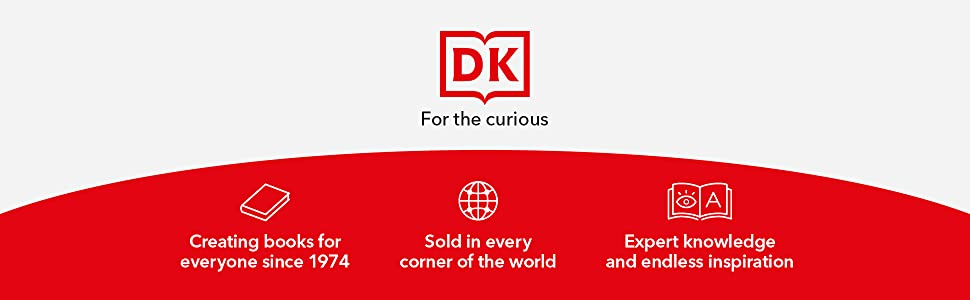 stay curious, dk, dk books