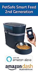 cat dog pet feeder feed food bowl automatic petsafe pet safe