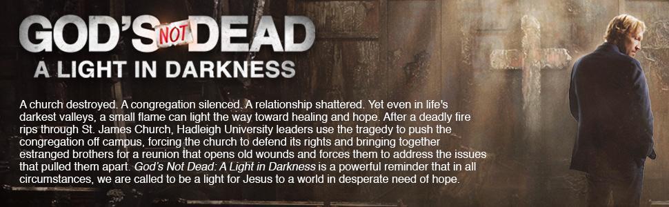 God's not dead, god's not dead 3, a light in the dark, pure flix, faith-based, faith, spirituality