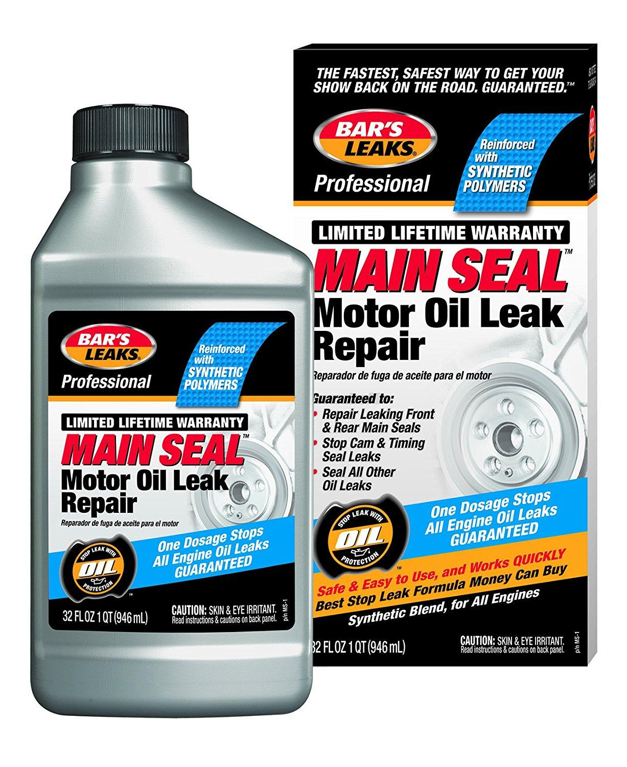 Bar's Leaks MS-1 Bar's Leaks Main Seal Motor Oil Leak