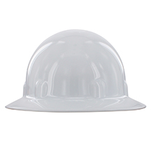 construction hard hats, full brim hard hats, hard hat impact protection
