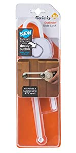 Amazon Com Safety 1st Outsmart Child Proof Door Lever