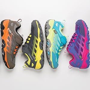 Merrell Kids MOAB FST Low outdoor shoe