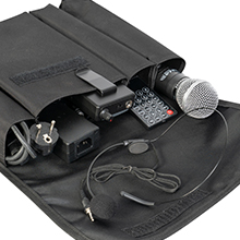 PORT12VHF-MKII accessoires