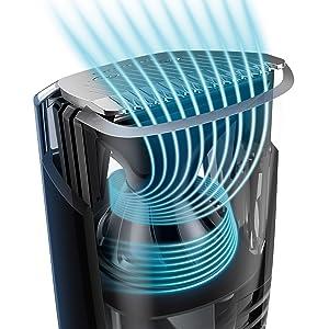 High performance vacuum system