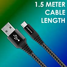 long micro usb cable