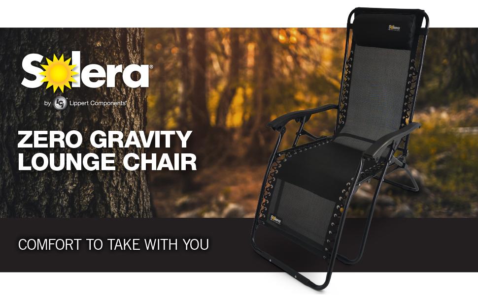 Solera Zero Gravity Lounge Chair