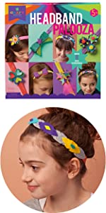 diy crafts for kids gifts for teens headband project