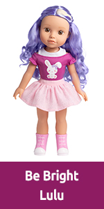 be bright dolls 14 inch baby dolls color changing interactive dolls for 3 year old kids