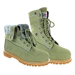 66a92c6f551 Safety Girl Madison Fold-Down Work Boot