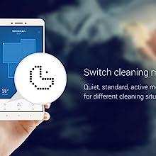 Xiaomi nutiroboti tolmuimeja intelligentne tehnoloogia