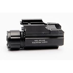 HiLightu0027s P10S 500 Lumen Tactical Light And Strobe