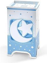 Dalber Lámpara MoonLight infantil Luna y estrellas