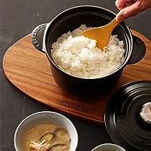 ココット・エブリィ 料理 炊飯